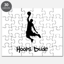 Hoops Dude Puzzle