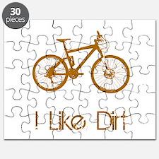I Like Dirt Bike Puzzle
