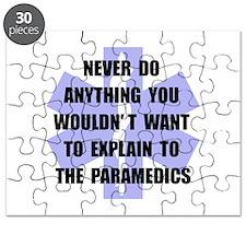Paramedics Puzzle