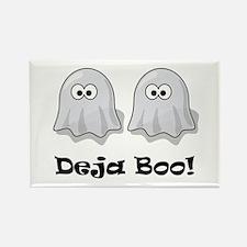 Deja Boo Rectangle Magnet (10 pack)