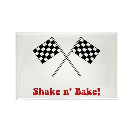 Shake n' Bake Rectangle Magnet (100 pack)