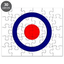 Mod Roundel Puzzle
