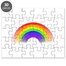 Colorful Rainbow Puzzle