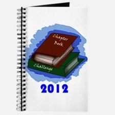 Chapter Book Challenge 2012 Journal