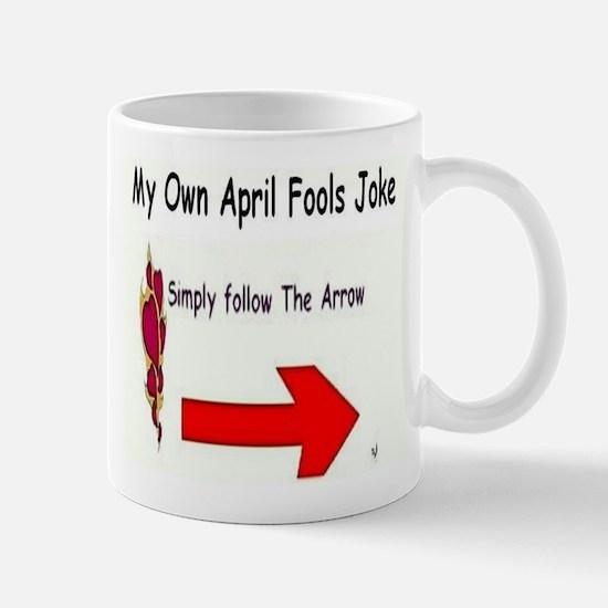 April Fools Joke Mug