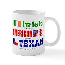 Mug - Heritage - Irish/American/Texan