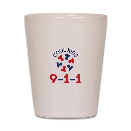 CoolKids Shot Glass
