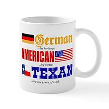 Mug - Heritage - German/American/Texan