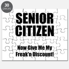 Senior Citizen Puzzle