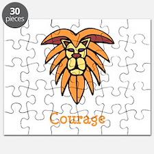 Lion Courage Puzzle