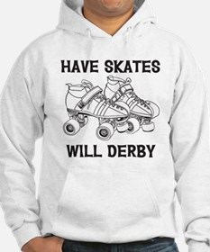 Unique Derby girl Hoodie