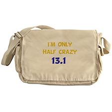 Half Crazy 13.1 Messenger Bag