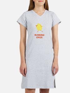 Running Chick Women's Nightshirt