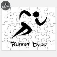 Runner Dude Puzzle