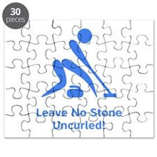 Leave No Stone Uncurled! Puzzle