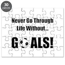 Soccer Goals! Puzzle