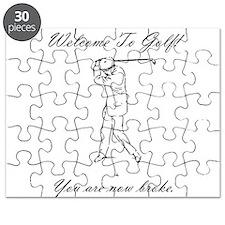 Golf Broke! Puzzle