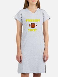 Steelers Suck! Women's Nightshirt