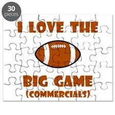 Big Game Commercials! Puzzle