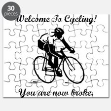 Cycling Broke Puzzle