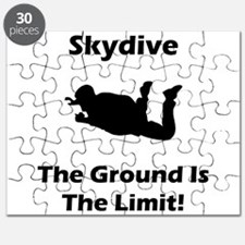 Skydive Ground Limit! Puzzle