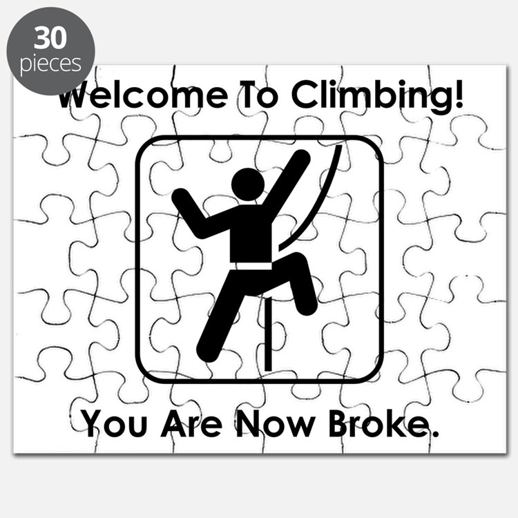 Welcome To Climbing! Puzzle