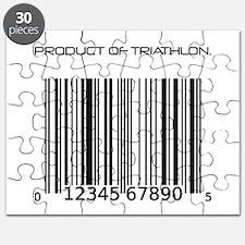Traithlon Barcode Puzzle