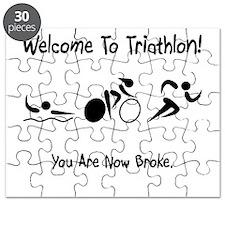 Welcome To Triathlon! Puzzle