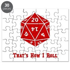 20 Sided Roll Puzzle