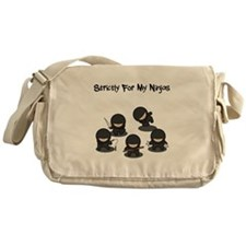 Strictly Ninjas Messenger Bag
