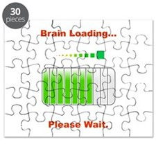 Brain Loading Puzzle