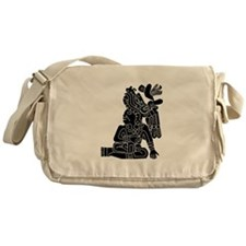 Mexican Aztec Protection Messenger Bag