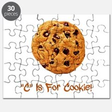 """""""C"""" Is For Cookie Puzzle"""