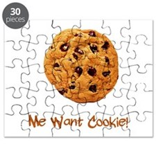 Me Want Cookie Puzzle