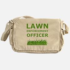 Lawn Enforcement Officer Messenger Bag