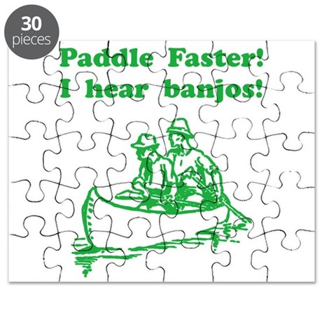Paddle Faster! Style B Puzzle