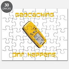Geocaching DNF Happens! Puzzle