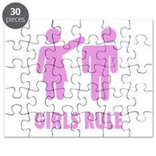 Girls Rule! Puzzle