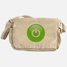 Power On! Messenger Bag