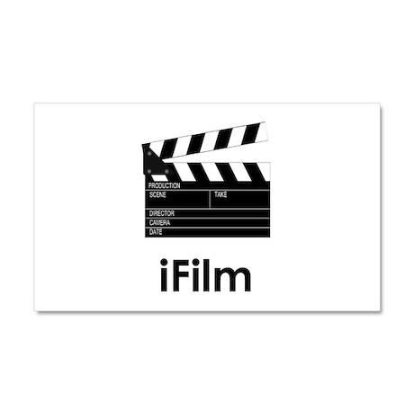 iFilm Car Magnet 20 x 12