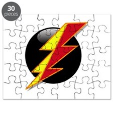 Flash Bolt Puzzle