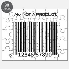 I Am Not A Product Barcode Puzzle