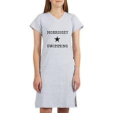 Morrissey Swimming Women's Nightshirt