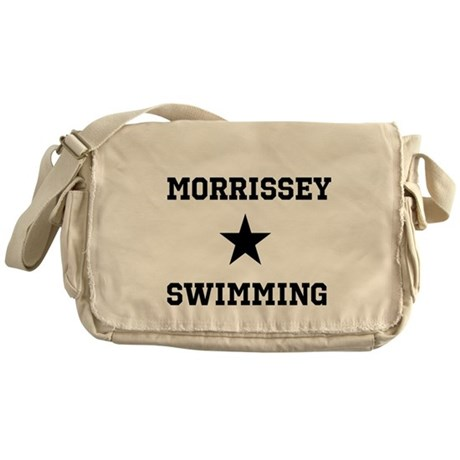 Morrissey Swimming Messenger Bag