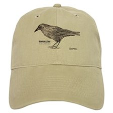 American Crow- Baseball Cap