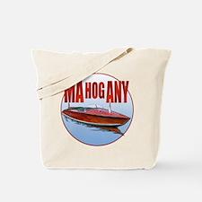 Unique Mahogany Tote Bag