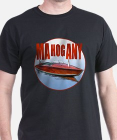 Unique Wood boat T-Shirt