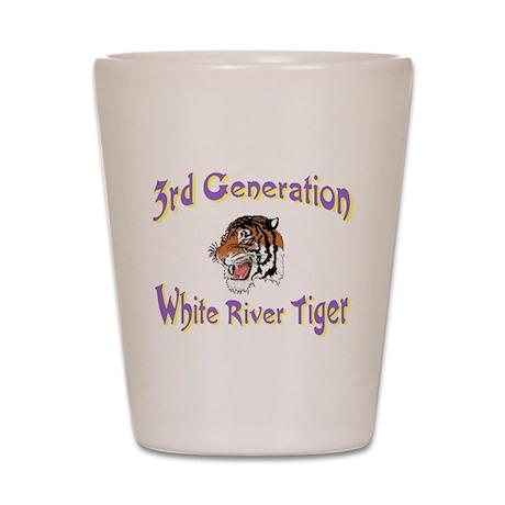 3rd Generation Shot Glass