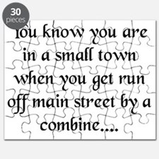 Small Towns and Tractors! Puzzle