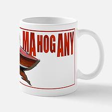 Unique Mahogany Mug